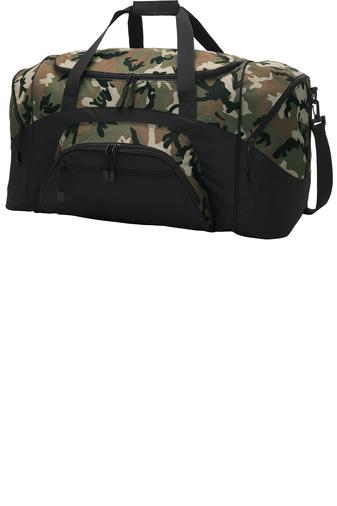 custom duffel bags with company logo