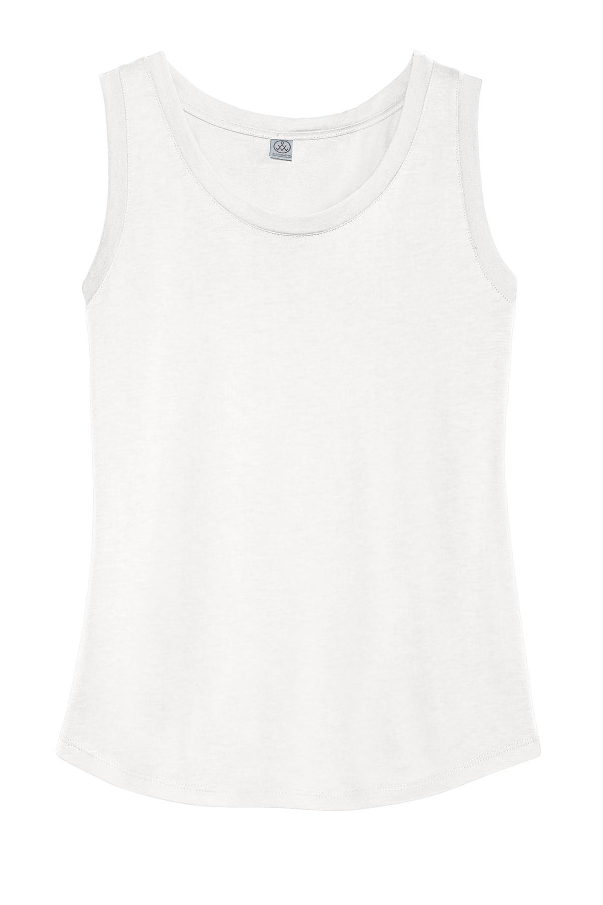 alternative women u0026 39 s muscle cotton modal tank top