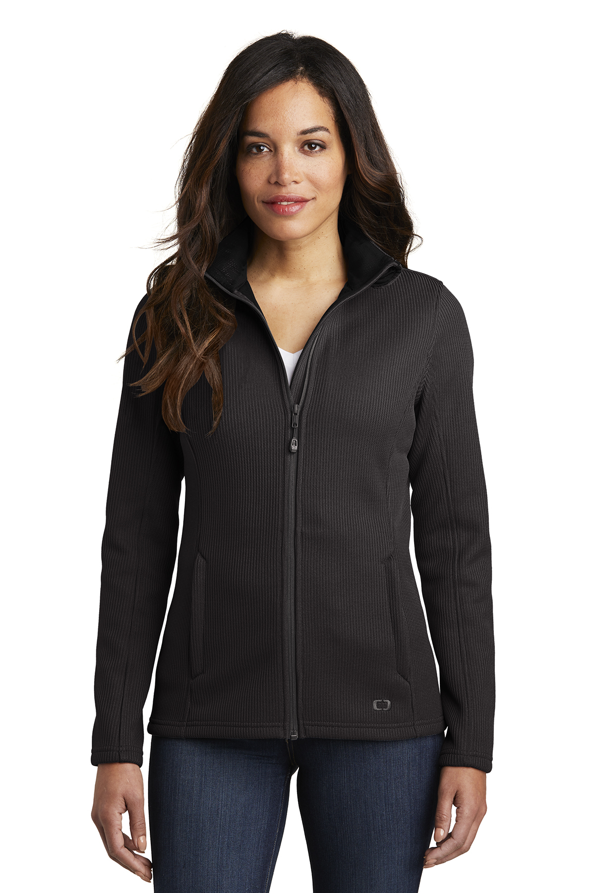 official photos e2db6 9cccb OGIO ® Ladies Grit Fleece Jacket