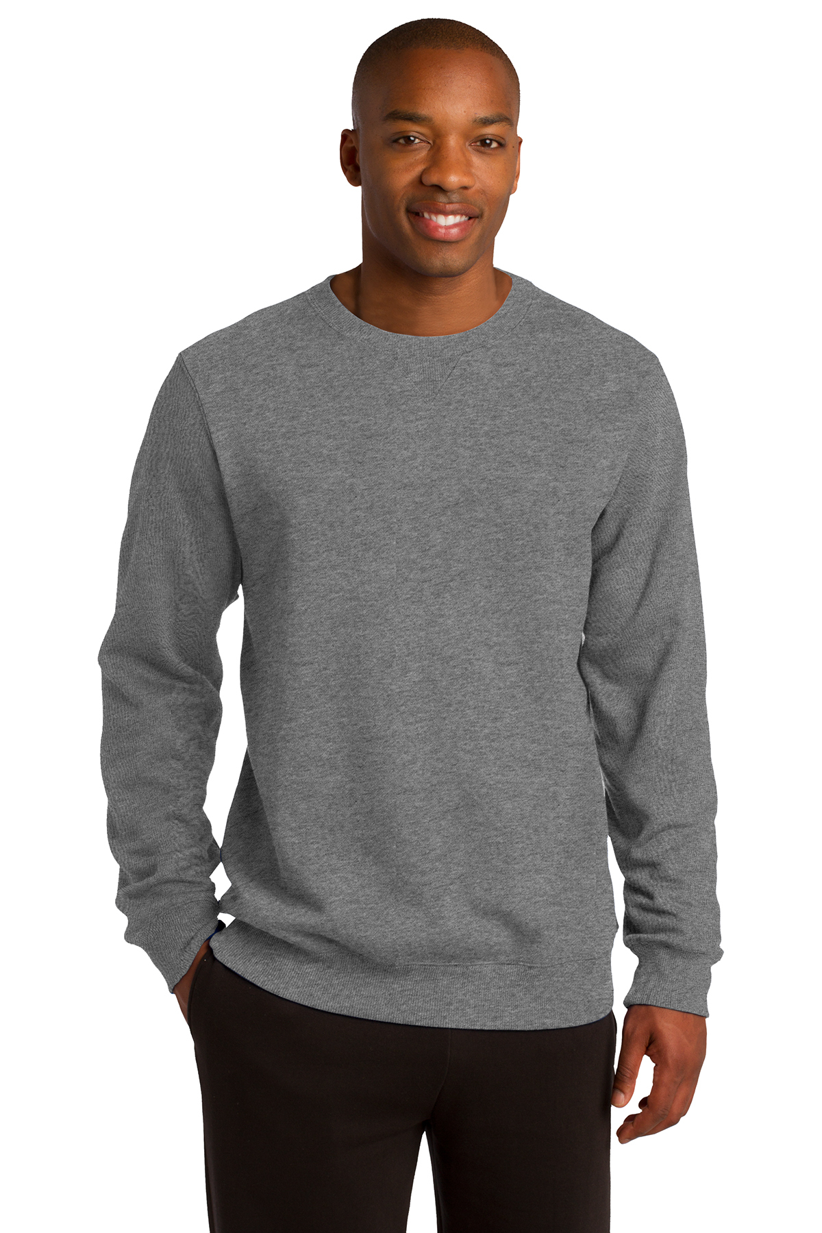 Sport Tek Crewneck Sweatshirt Crewnecks Sweatshirts Fleece Sport Tek Hem günlük hem de antrenman öncesi, esnası ve sonrasında kullanılan fonksiyonel üst giyim ürünleridir. sport tek crewneck sweatshirt