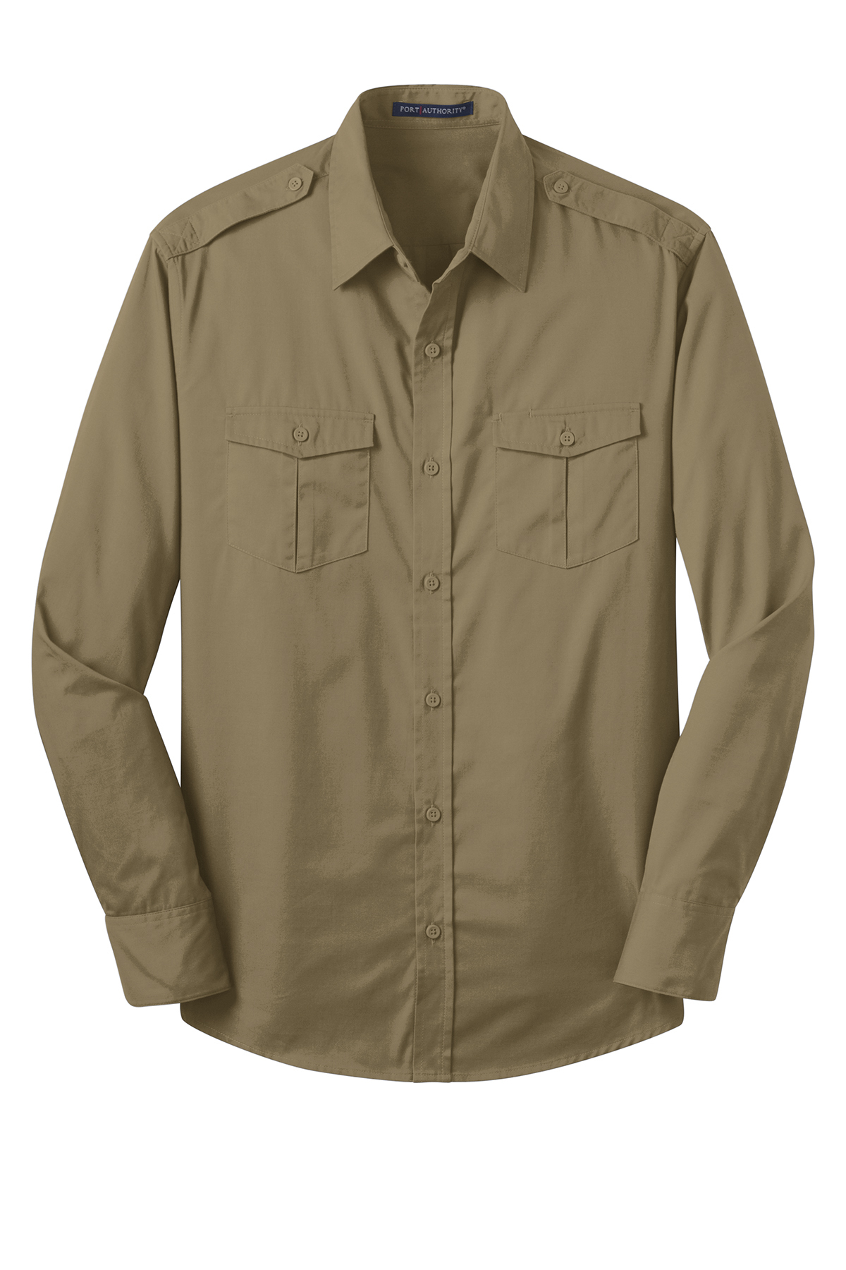 S648 Port Authority Stain-Release Short Sleeve Twill Shirt