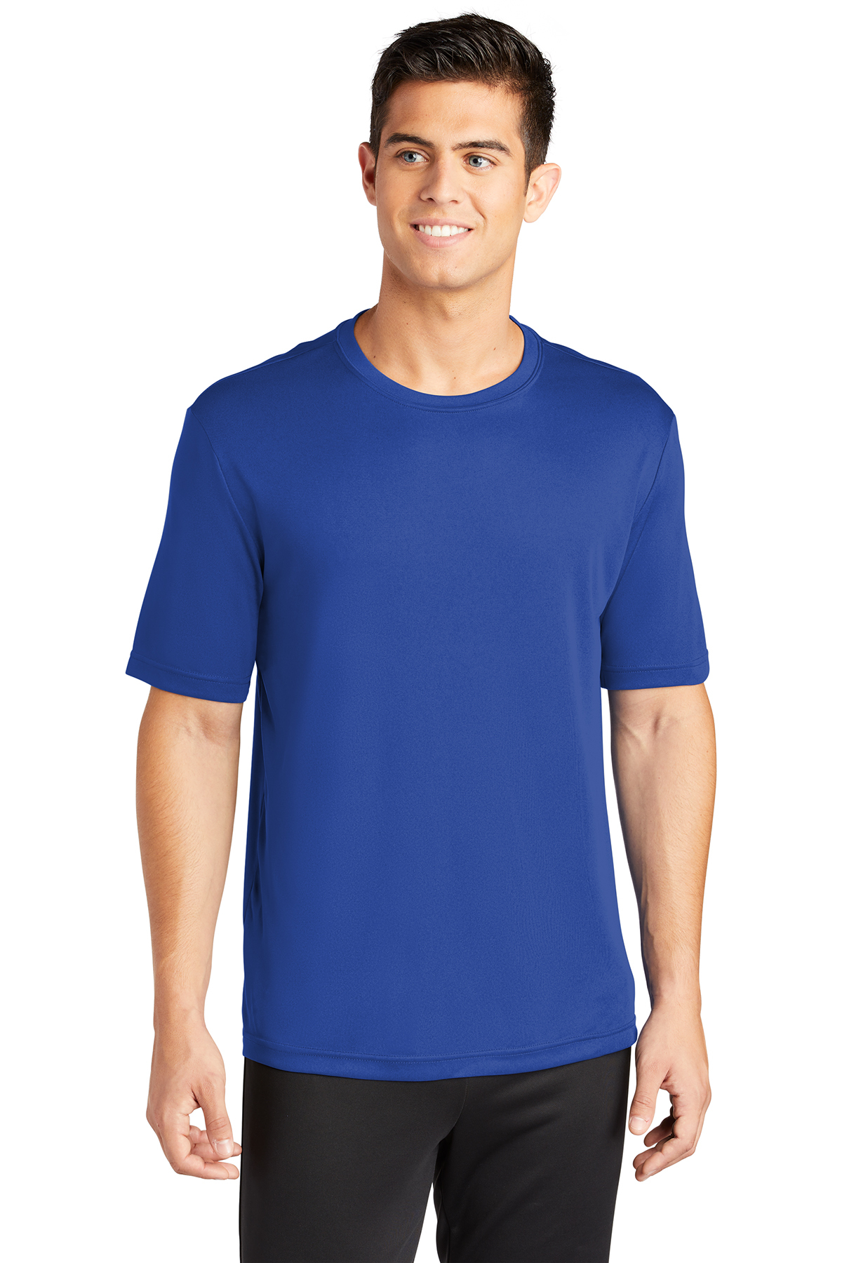 Sport Tek Posicharge Competitor Tee Performance T Shirts Sanmar Designed for the ultimate in performance, this polo has an understated vertical mesh texture. sport tek posicharge competitor tee performance t shirts sanmar