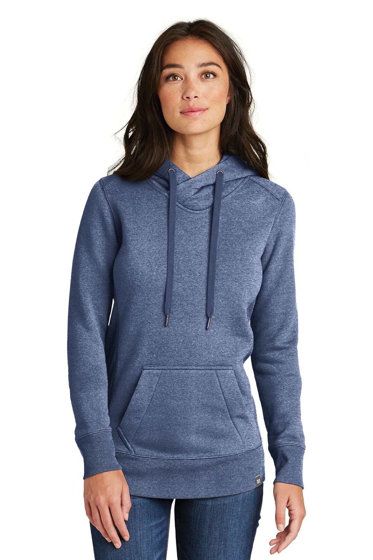 42bfe7277782 New Era® Ladies French Terry Pullover Hoodie