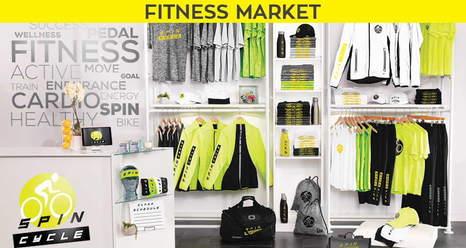 Retail Merch Fitness Graphic
