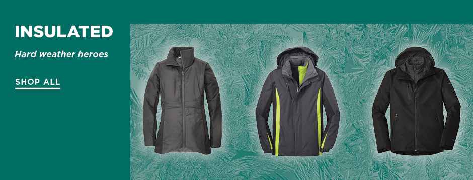 Outerwear Insulated Shop All