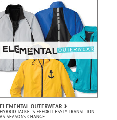 Fall Trend Elemental Outerwear 2016