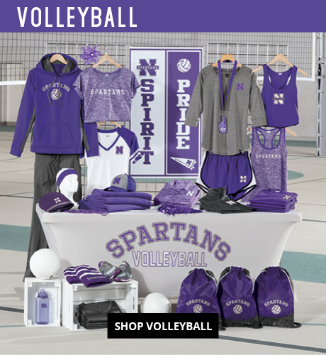 Fall School Sales 2019 Volleyball Section