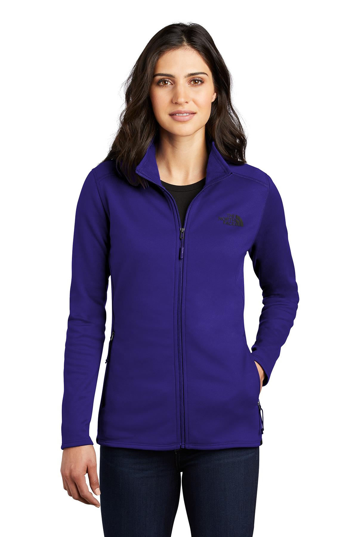 Las Skyline Full Zip Fleece Jacket