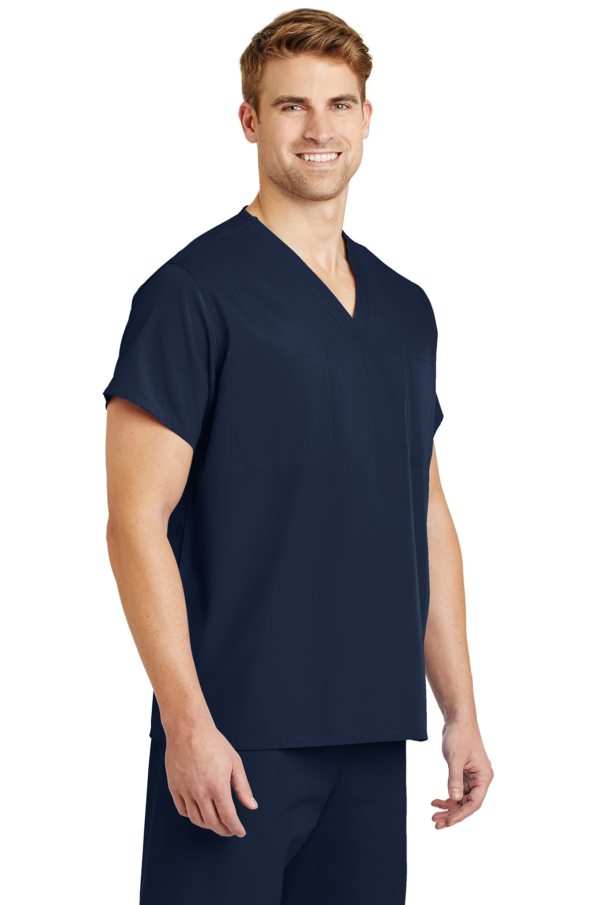 78ebe17c8c6 CornerStone® - Reversible V-Neck Scrub Top | Medical/Scrubs ...
