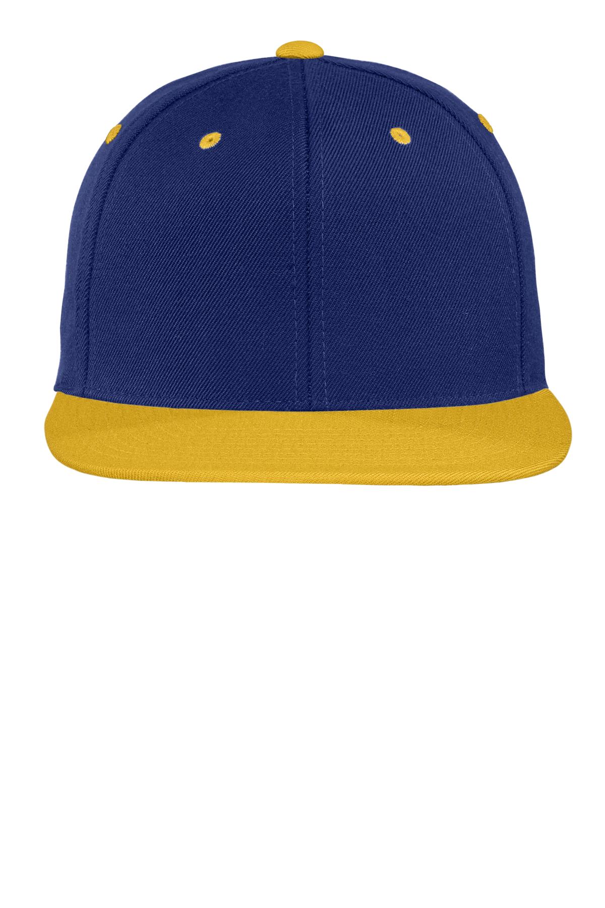 fb374dc0d68f98 Sport-Tek® YuPoong Flat Bill Snapback Cap | Performance/Team | Caps |  Company Casuals