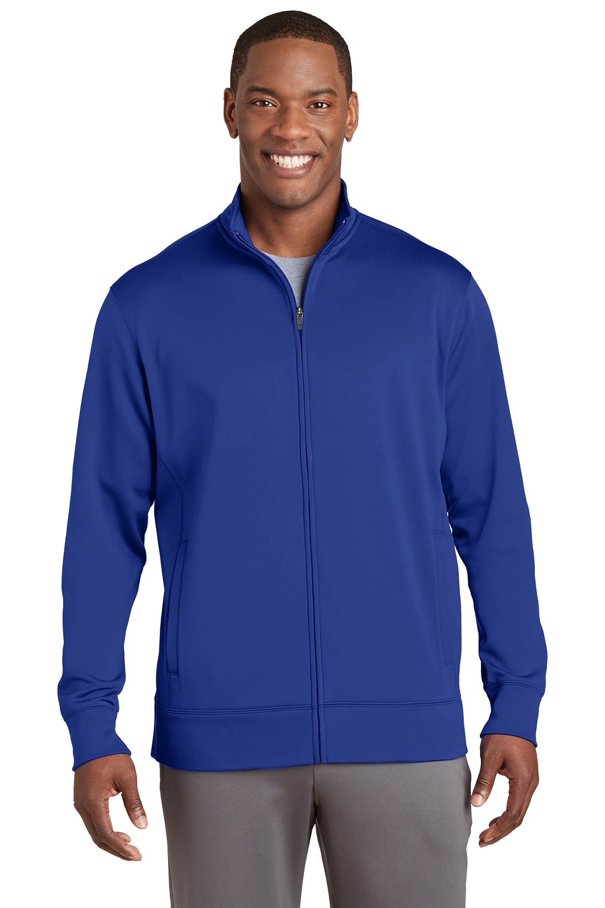 Sport Tek Sport Wick Fleece Full Zip Jacket Performance Sweatshirts Fleece Sanmar A wide variety of tek jacket options are available to you, such as feature, shell material, and decoration. sport tek sport wick fleece full zip