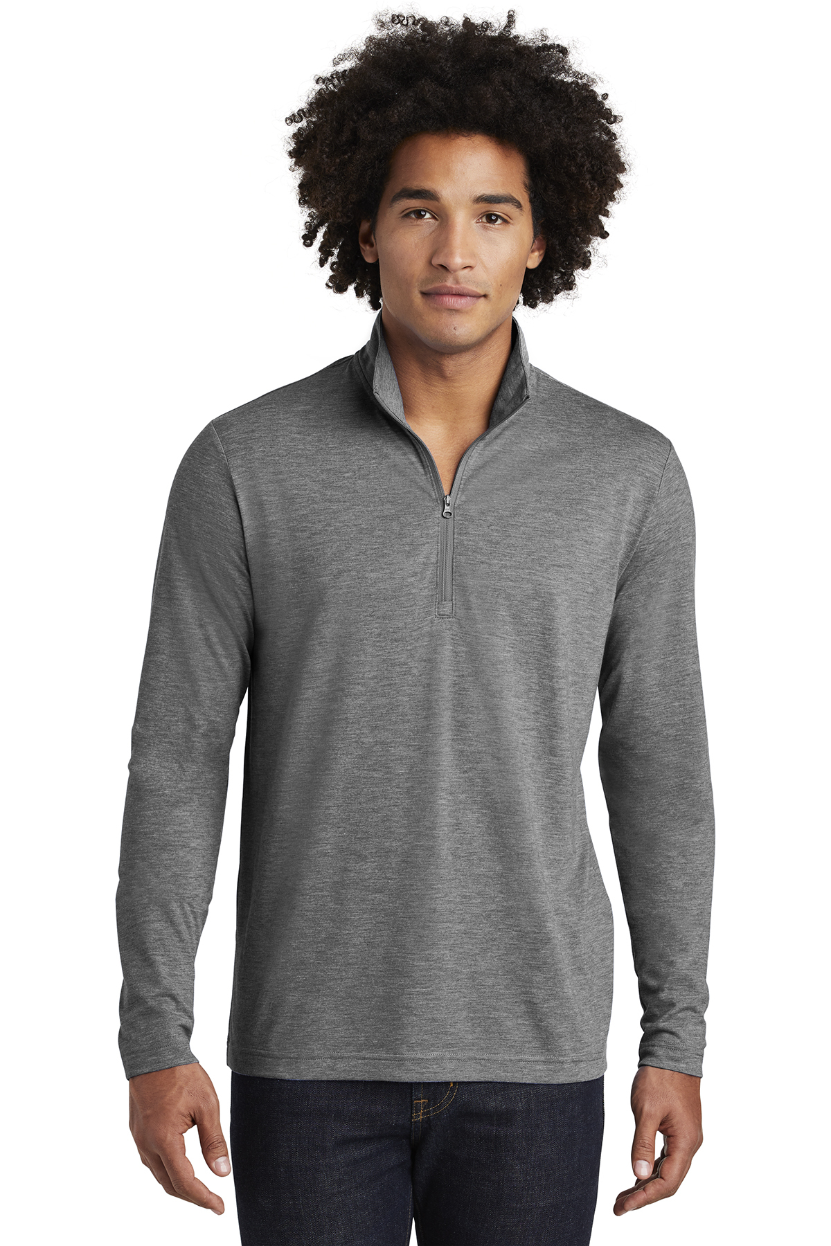Sport Tek Posicharge Tri Blend Wicking 1 4 Zip Pullover 1 2 1 4 Zip Sweatshirts Fleece Sport Tek Posicharge technology helps colors and logos stay vibrant longer. sport tek posicharge tri blend wicking 1 4 zip pullover 1 2 1 4 zip sweatshirts fleece sport tek