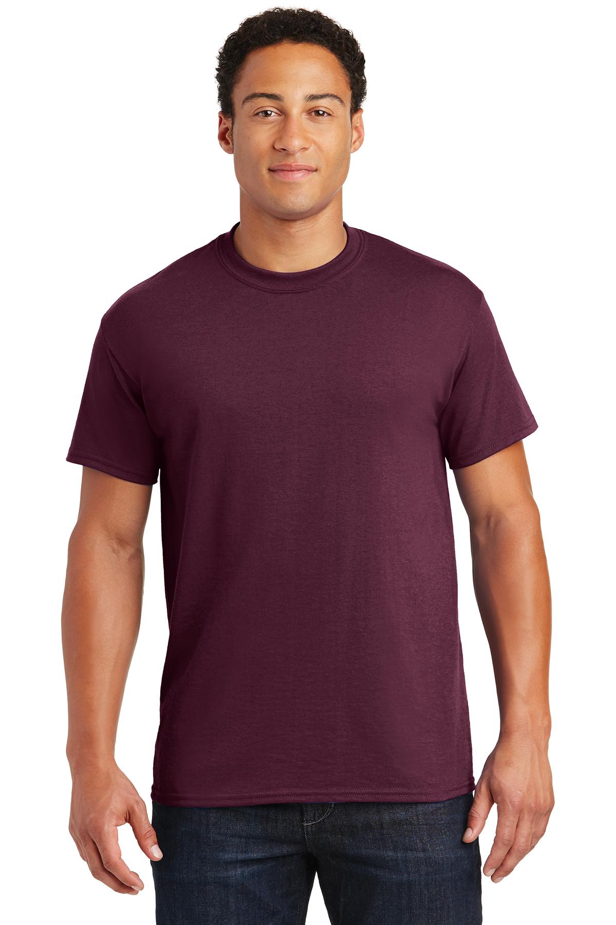 046e6ee23d1d Gildan® - DryBlend® 50 Cotton/50 Poly T-Shirt | 50/50 Blend | T-Shirts ...