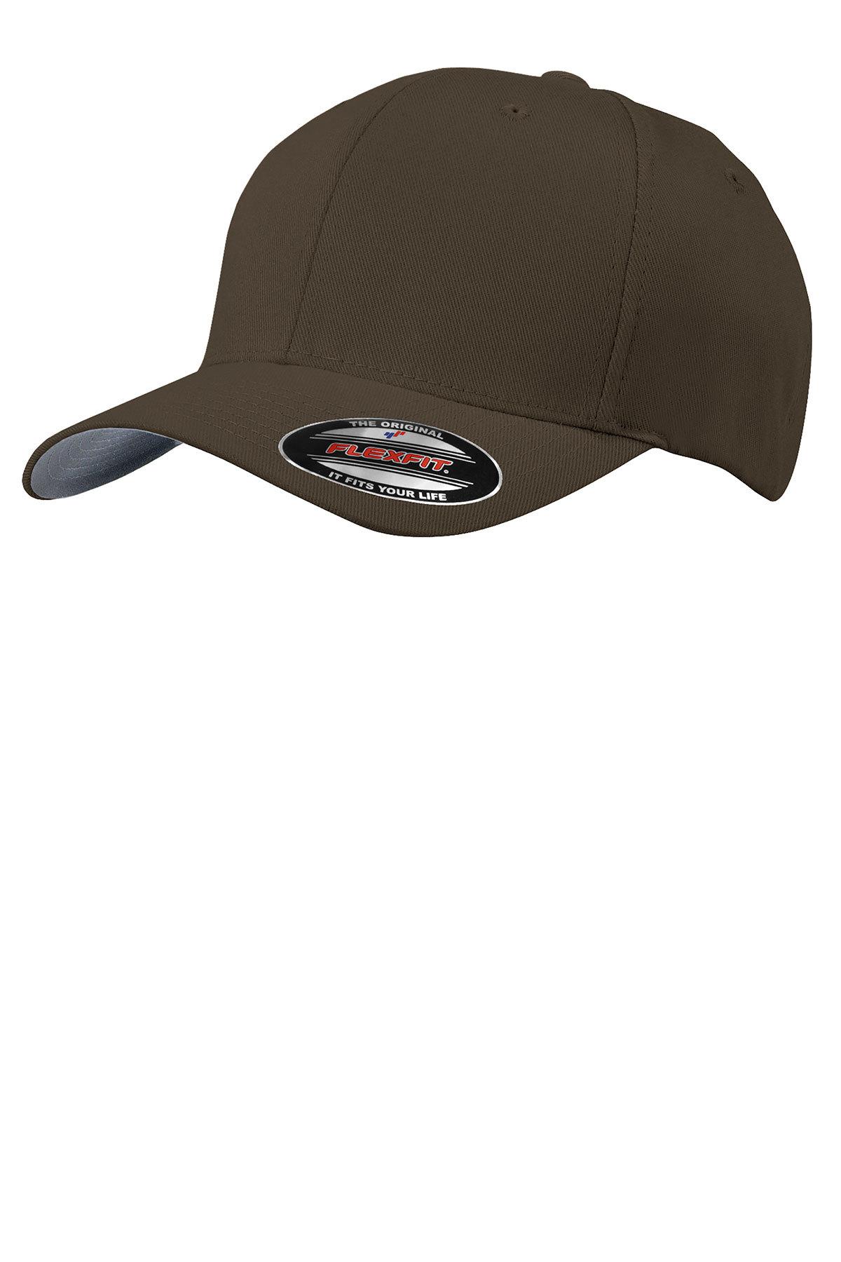 Port Authority® Flexfit® Cap. Brand Logo 52c78e04f27a