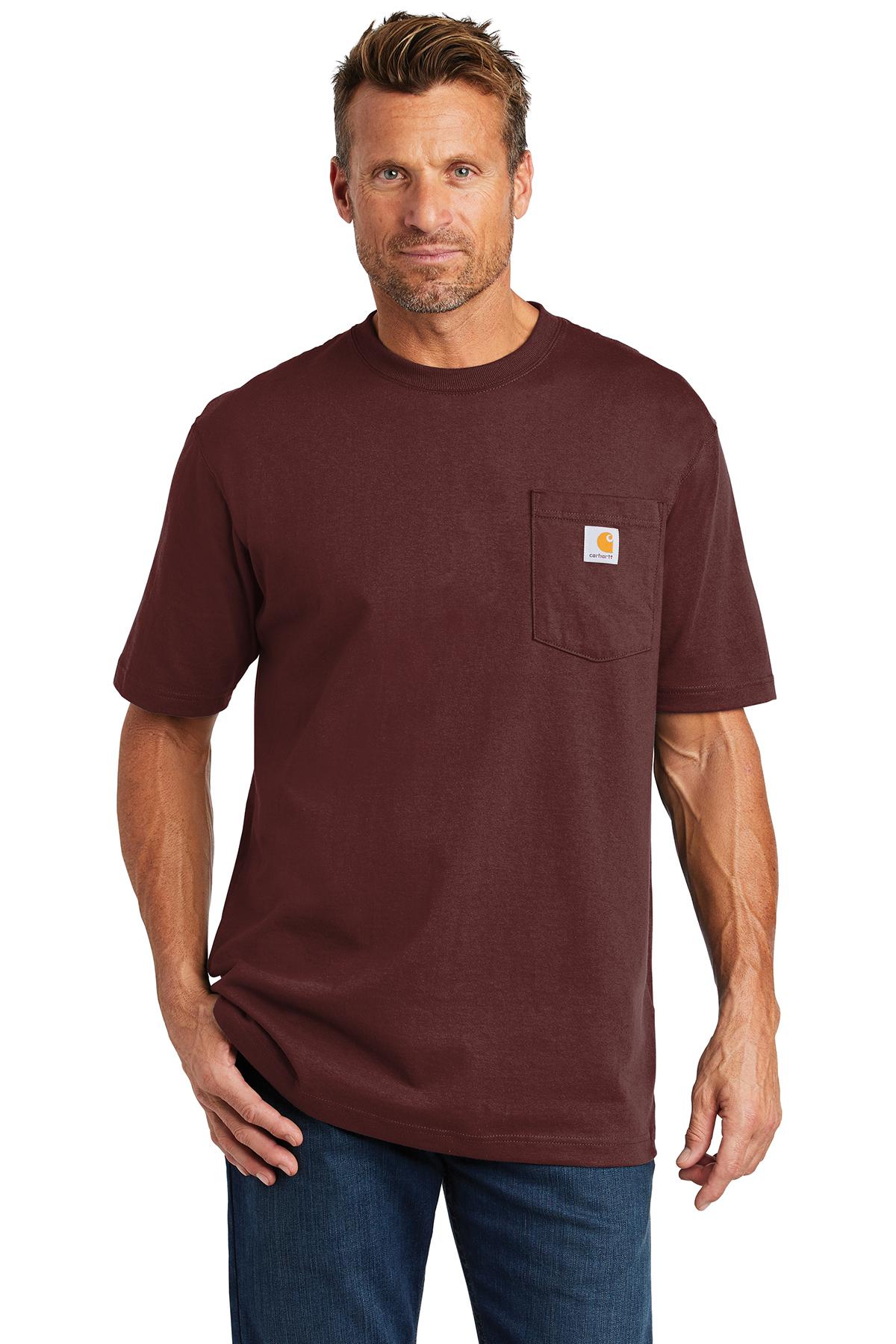 e69bbb1f04 Carhartt ® Workwear Pocket Short Sleeve T-Shirt   Carhartt   Brands ...