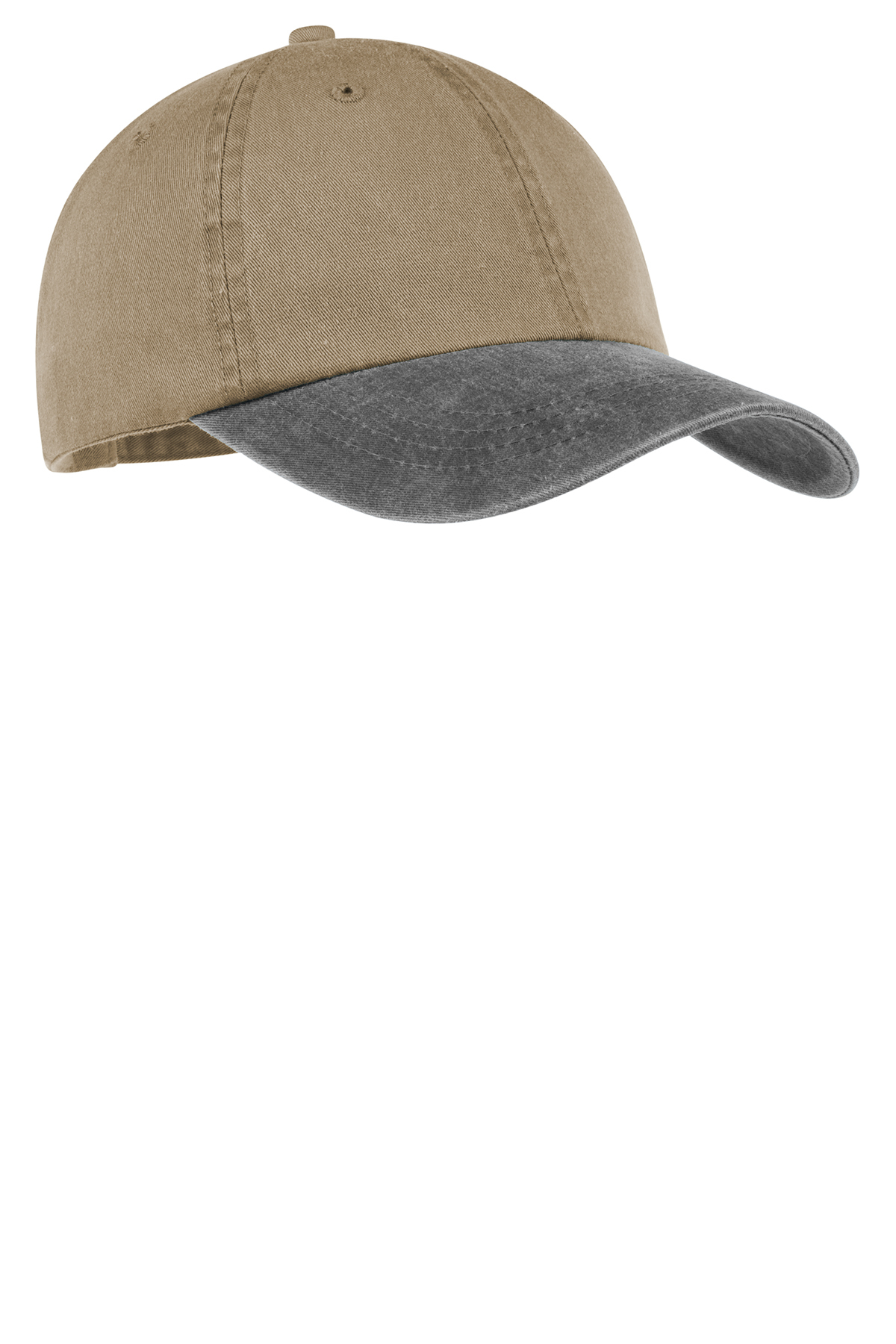 8376ac457e4 Port   Company® -Two-Tone Pigment-Dyed Cap