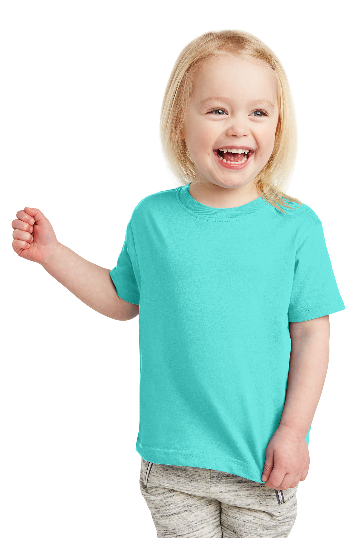 69c7550ac Rabbit Skins™ Toddler Fine Jersey Tee | Infant & Toddler | Youth ...