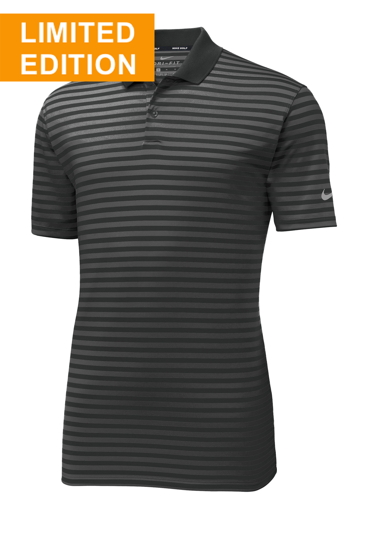 Nike Victory Striped Polo Nike Brands Sanmar