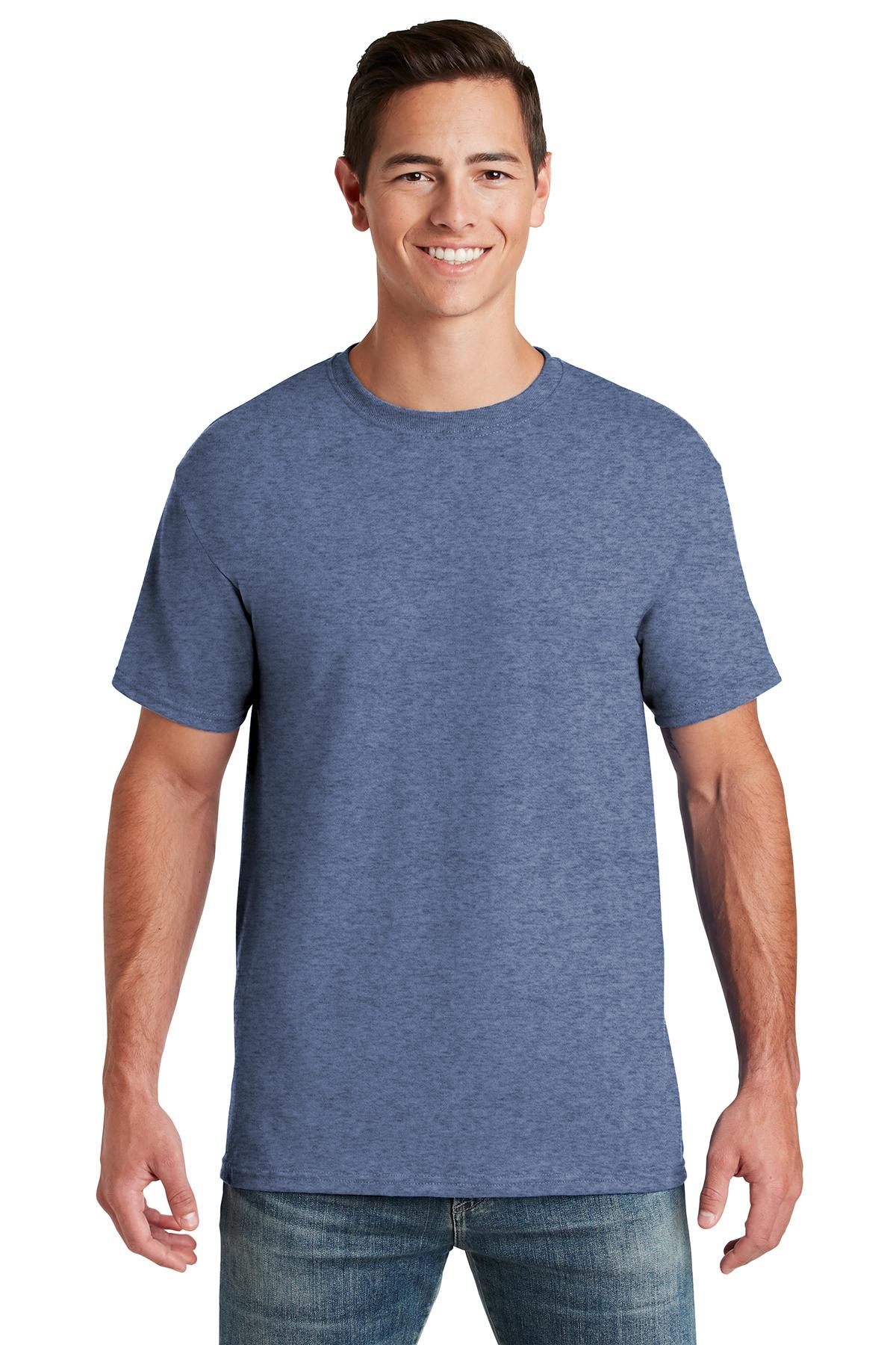 Jerzees Dri Active 50 Cotton Poly T Shirt