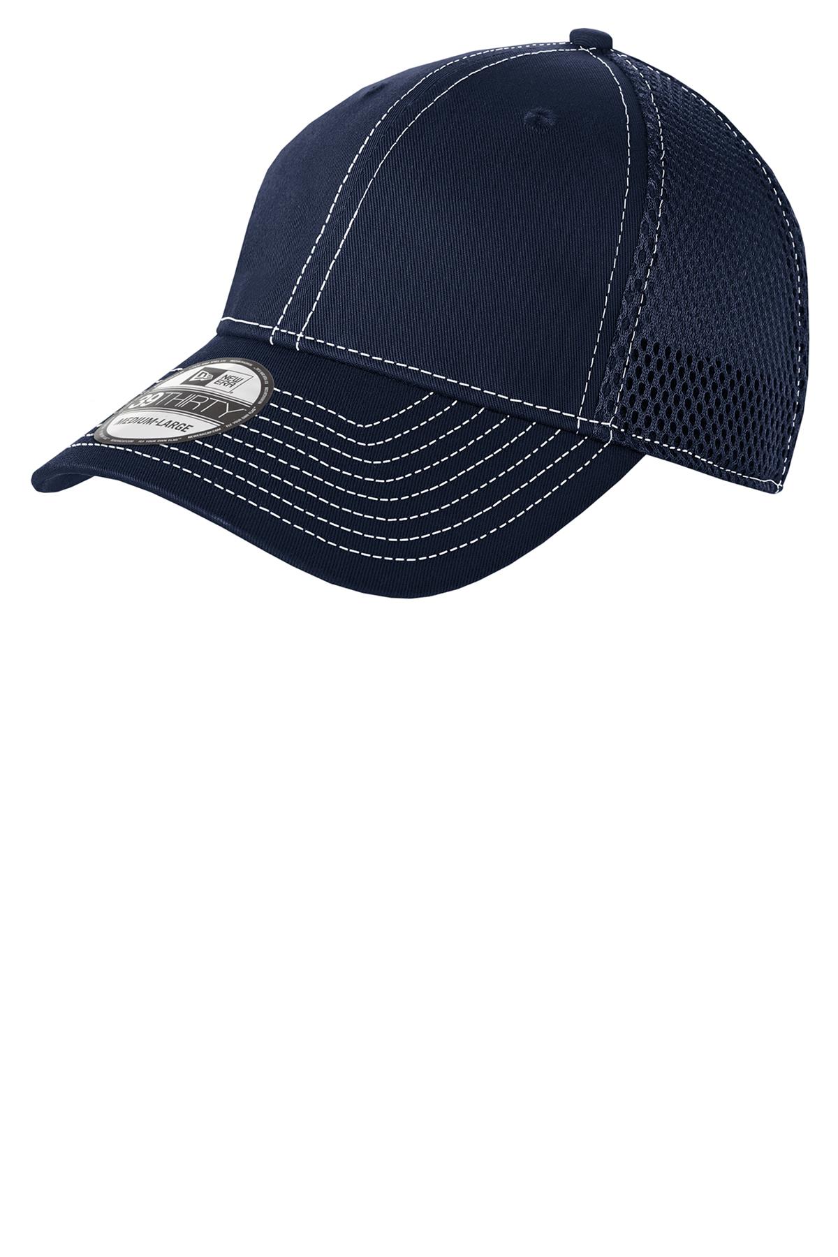 e59a208ddf5 New Era® - Stretch Mesh Contrast Stitch Cap