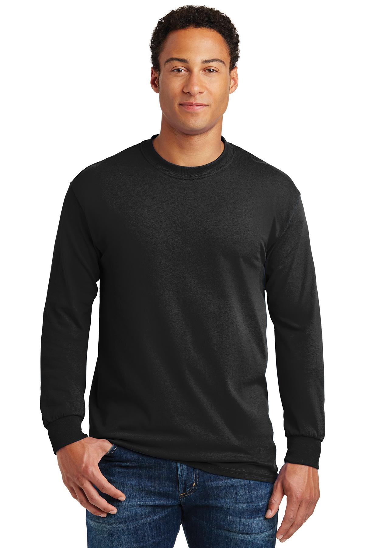 Gildan Heavy Cotton 5.3 oz Long-Sleeve T-Shirt