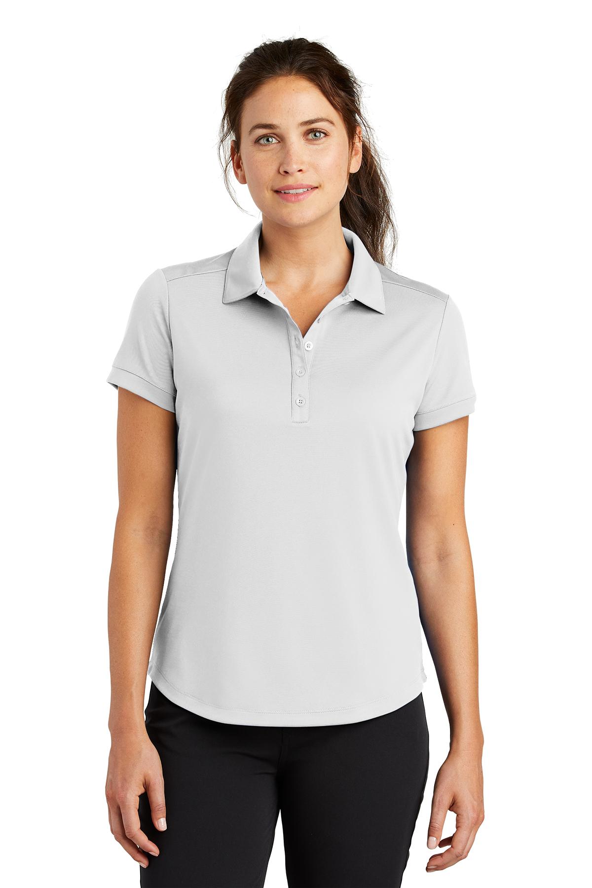 5dfa4016 Nike Ladies Dri-FIT Players Modern Fit Polo | Ladies/Women | Polos ...