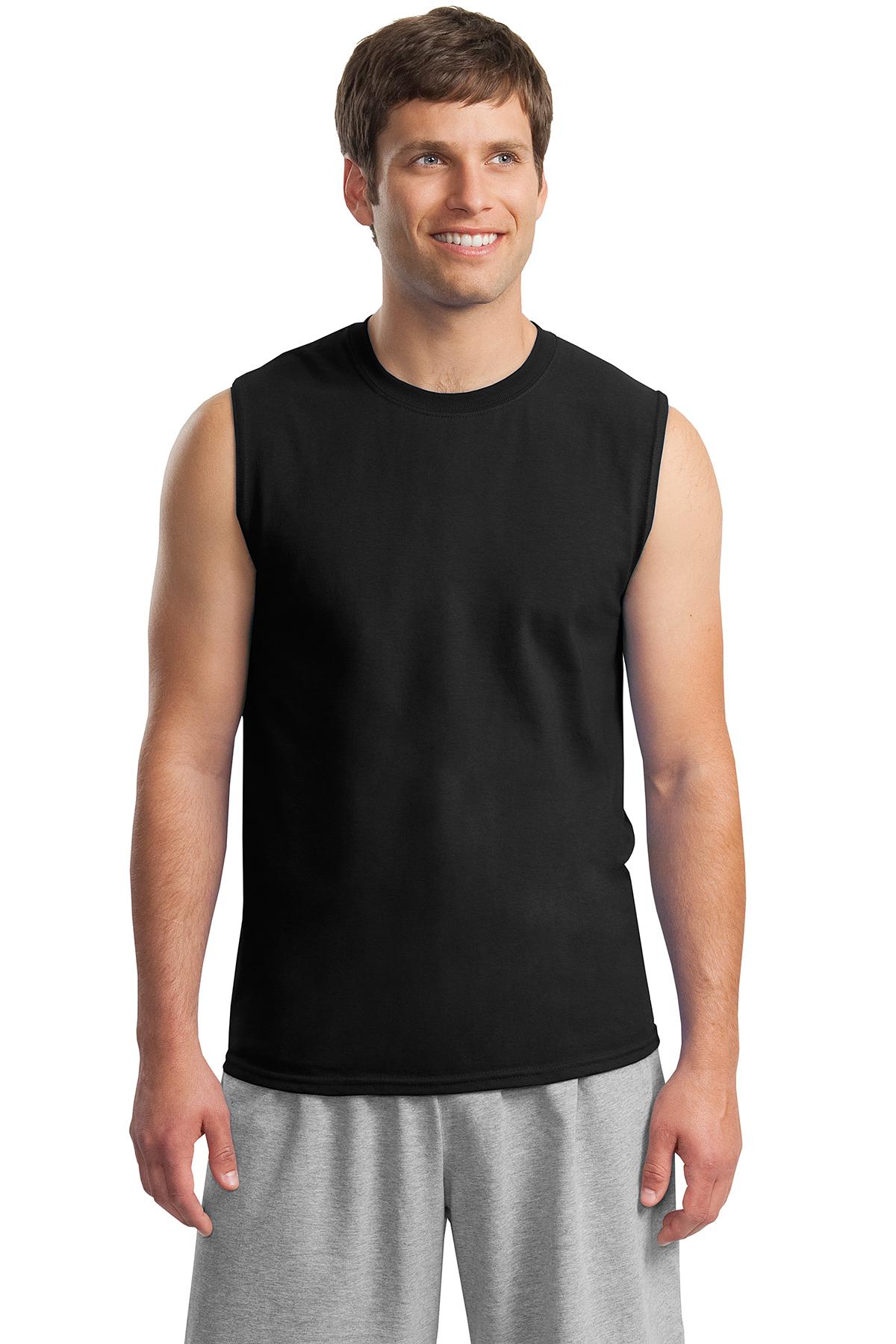 2f5b2a4b432c7 Gildan® - Ultra Cotton® Sleeveless T-Shirt