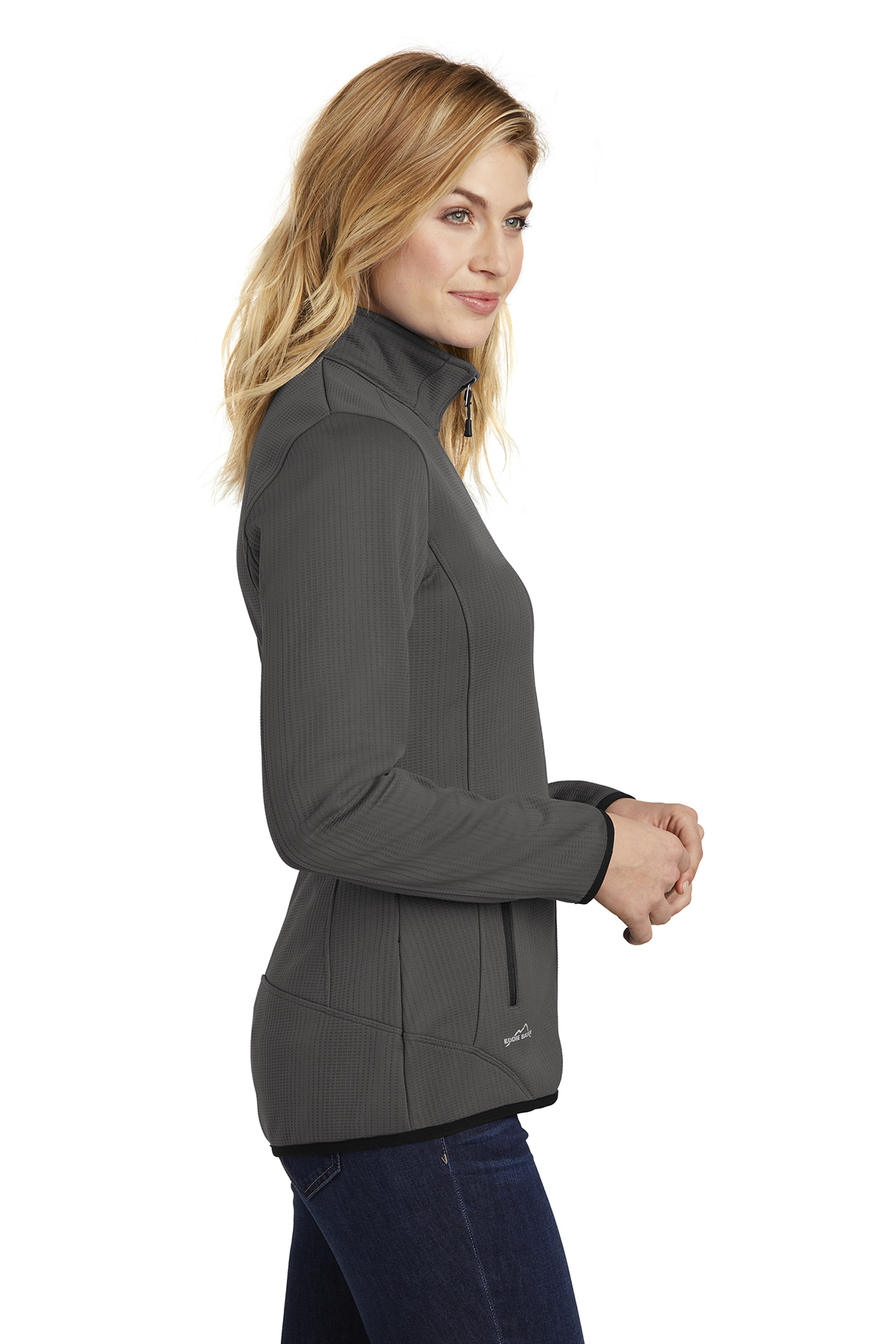 4d8b3eb1c0e ... Eddie Bauer ® Ladies Dash Full-Zip Fleece Jacket. A maximum of 8 logos  have been uploaded. Please remove a logo from My Logos to continue