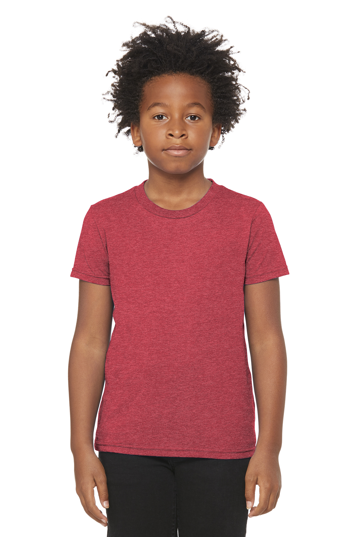 74ff2efe BELLA+CANVAS ® Youth Jersey Short Sleeve Tee | Youth | T-Shirts ...
