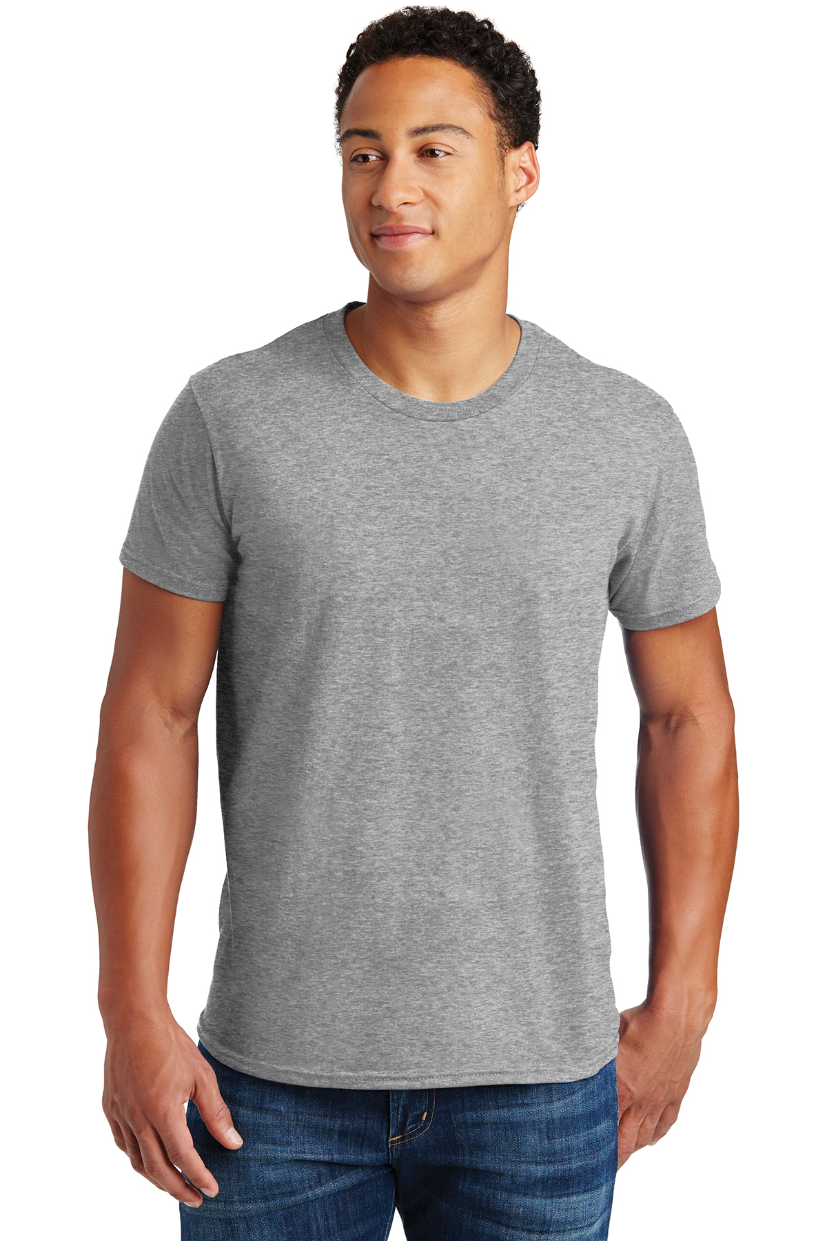 24daf671 Hanes® - Nano-T® Cotton T-Shirt | 100% Cotton | T-Shirts | SanMar