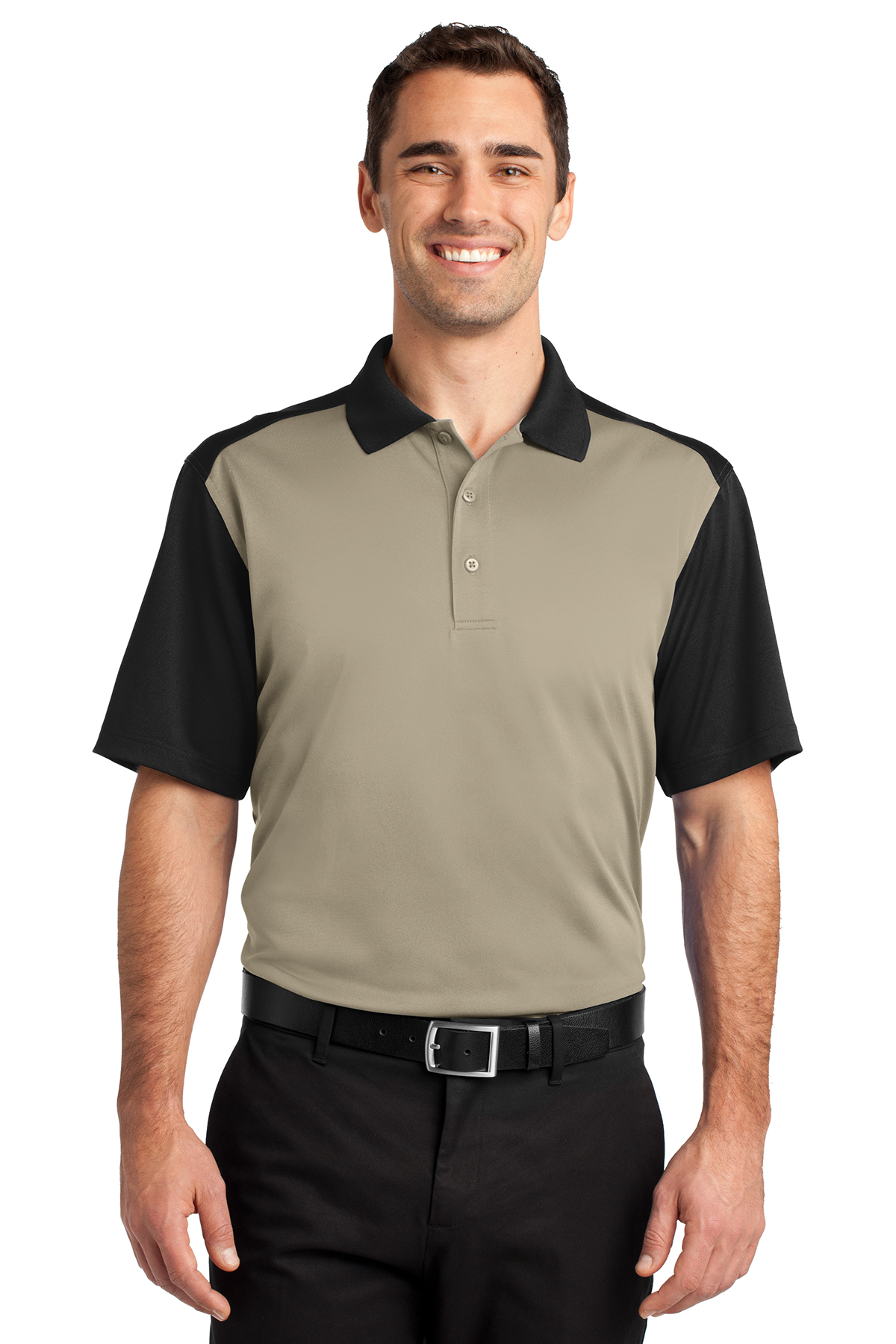3be67cbb CornerStone® Select Snag-Proof Blocked Polo | Workwear | Polos ...