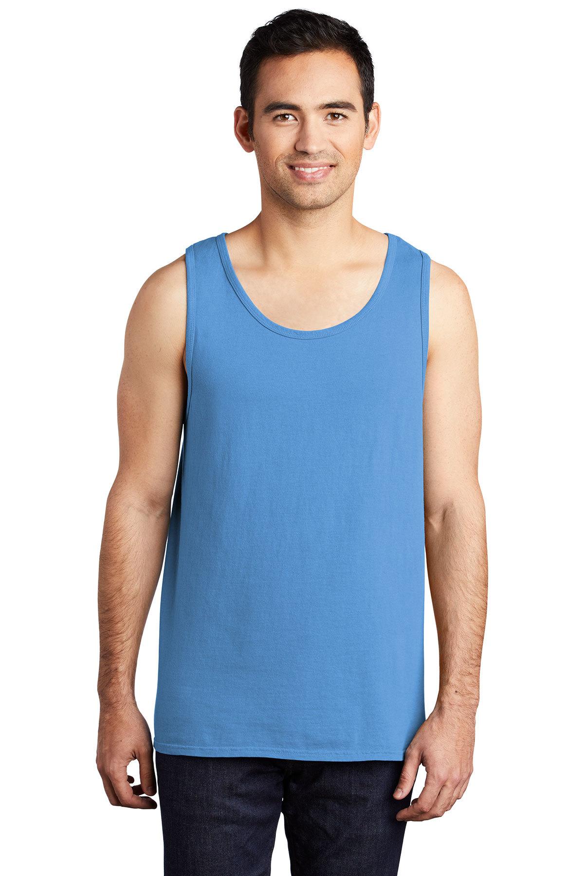 Port /& Company Beach Wash Garment-Dyed Tank Top PC099TT