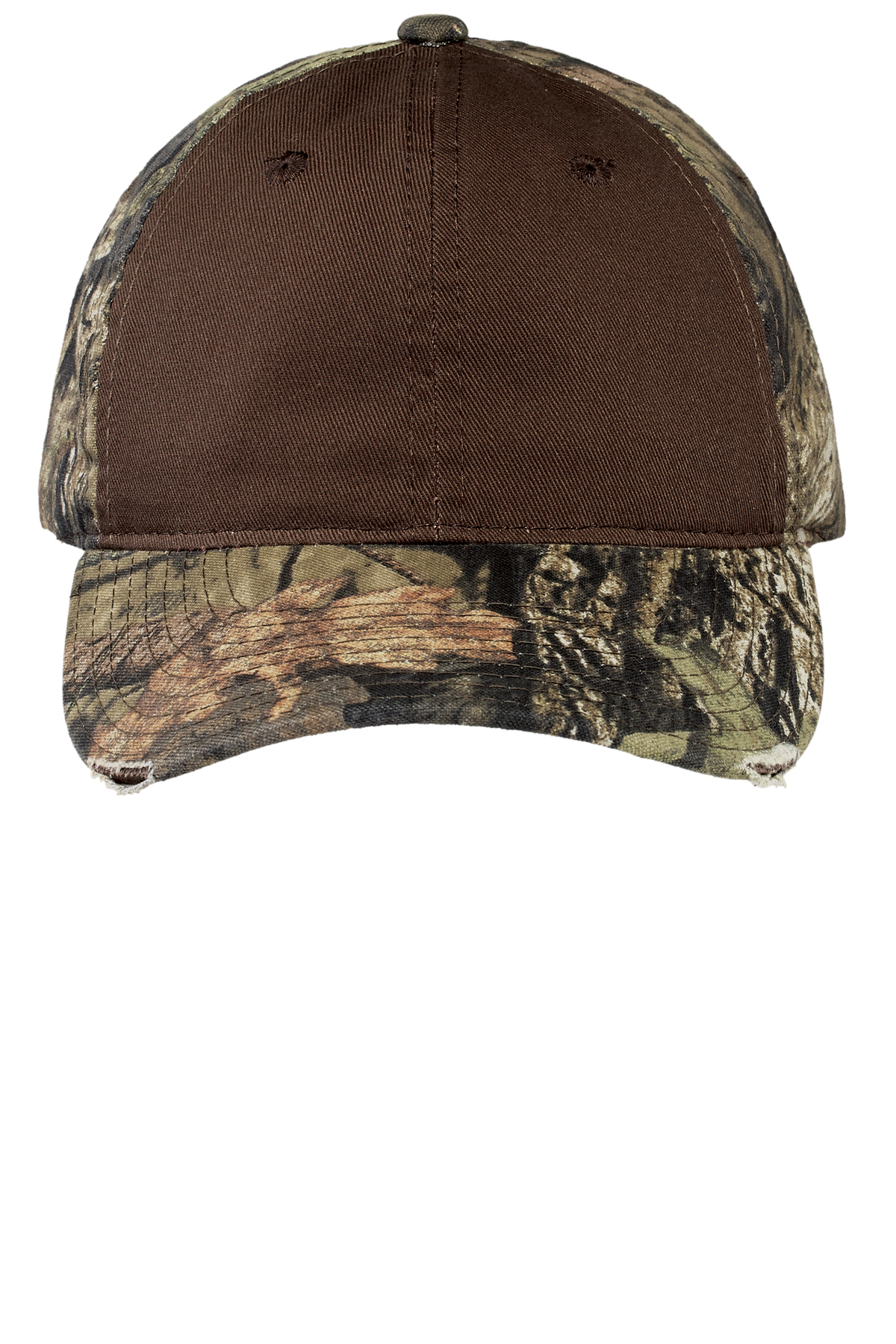f4221cbf099 Port Authority® Camo Cap with Contrast Front Panel