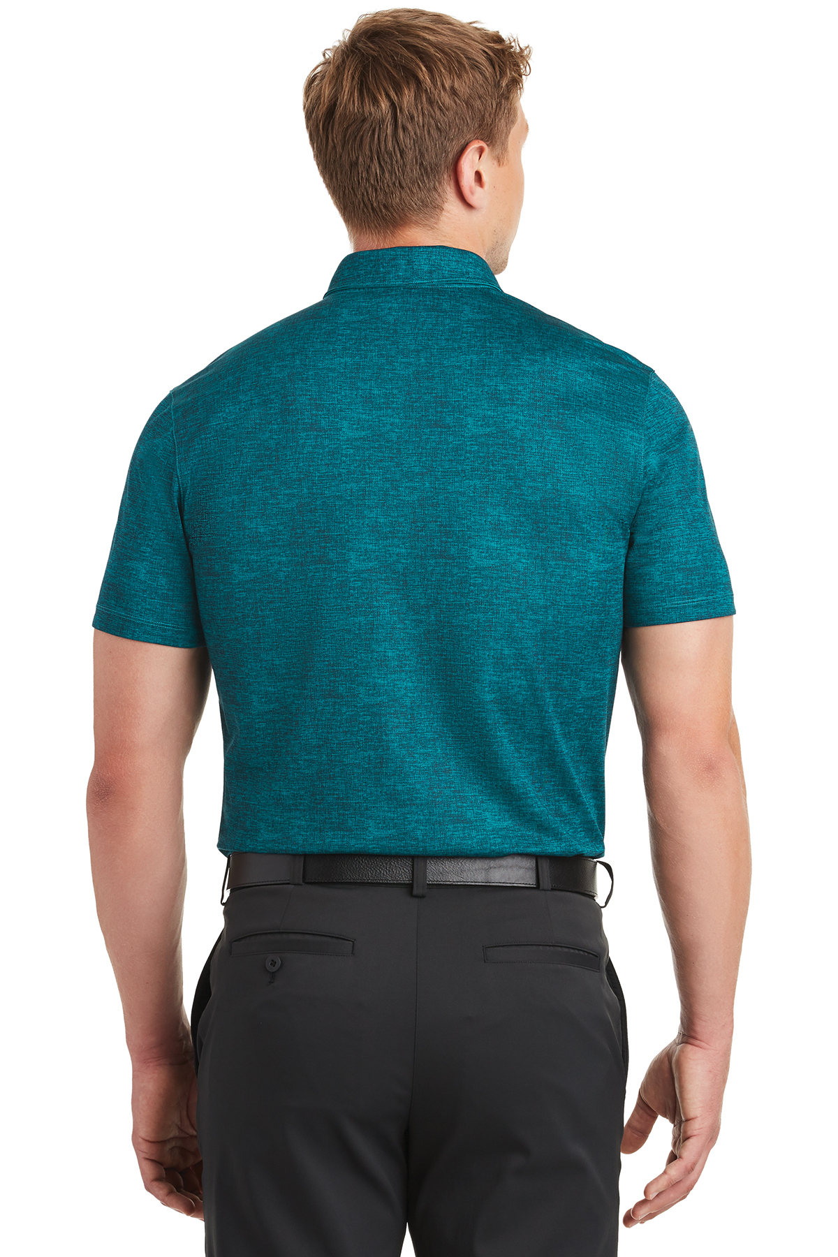 Crosshatch FIT Dri PoloPerformancePolosKnits FIT FIT