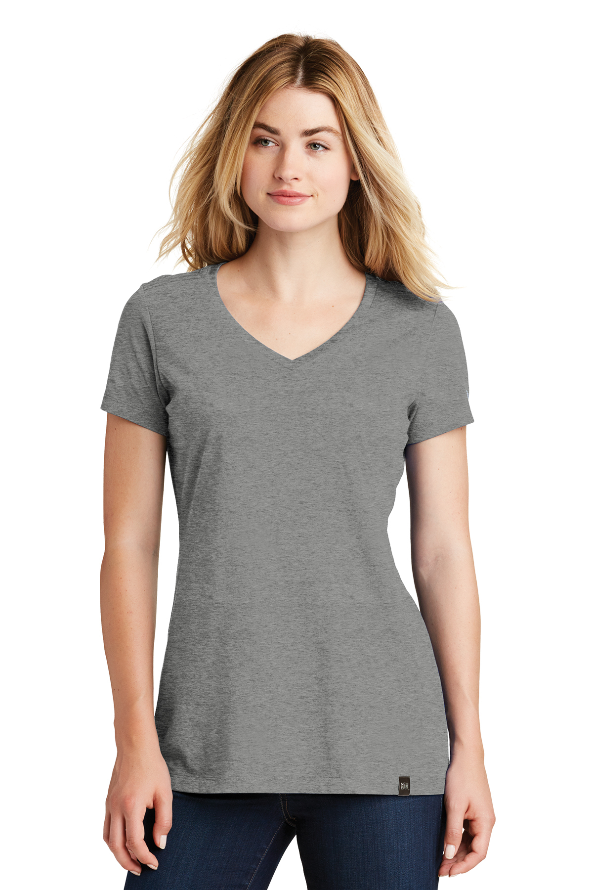 9424cc96e New Era® Ladies Heritage Blend V-Neck Tee | T-Shirts | SanMar