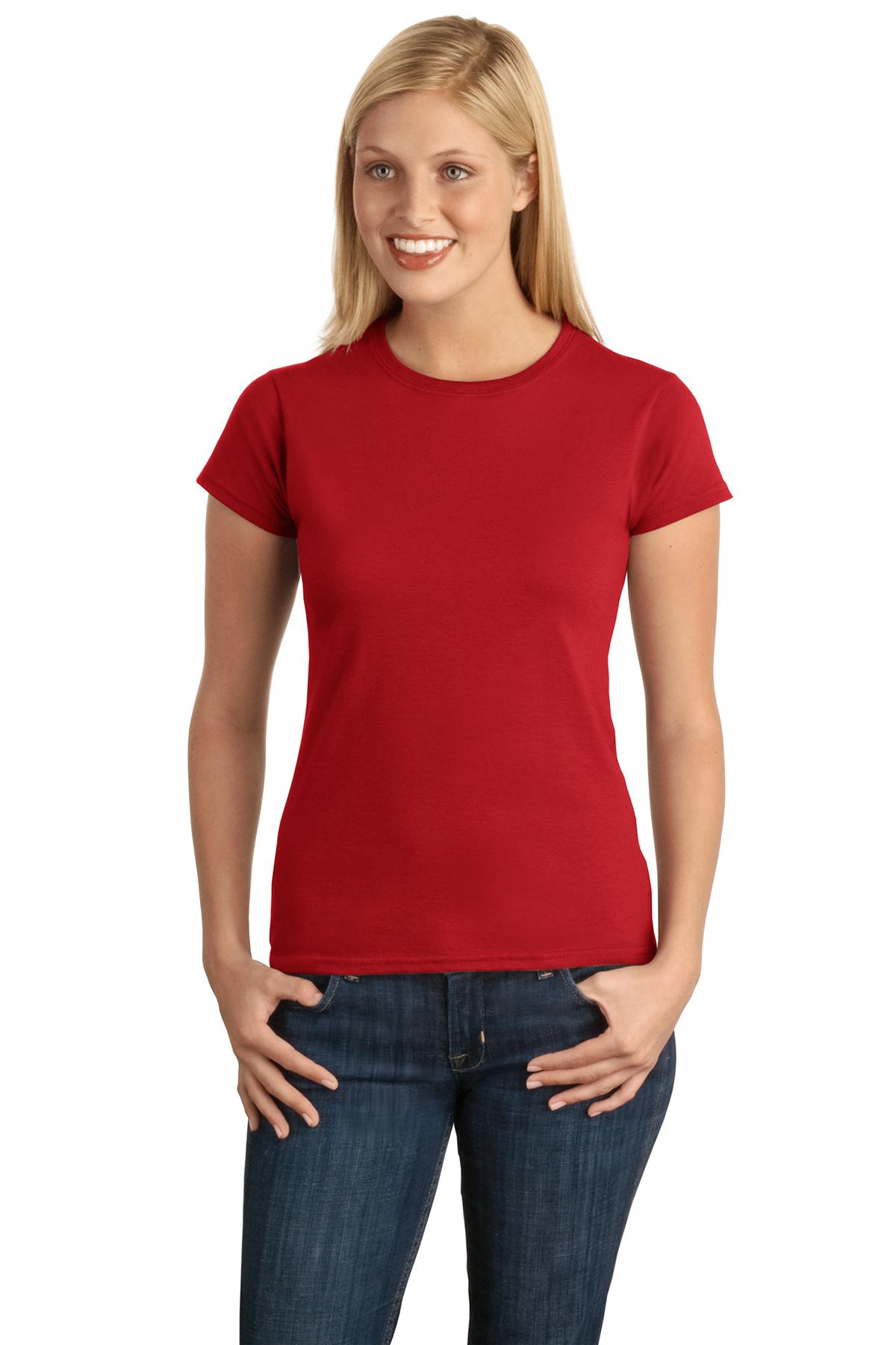 efb47def52c02 Gildan Softstyle® Junior Fit T-Shirt