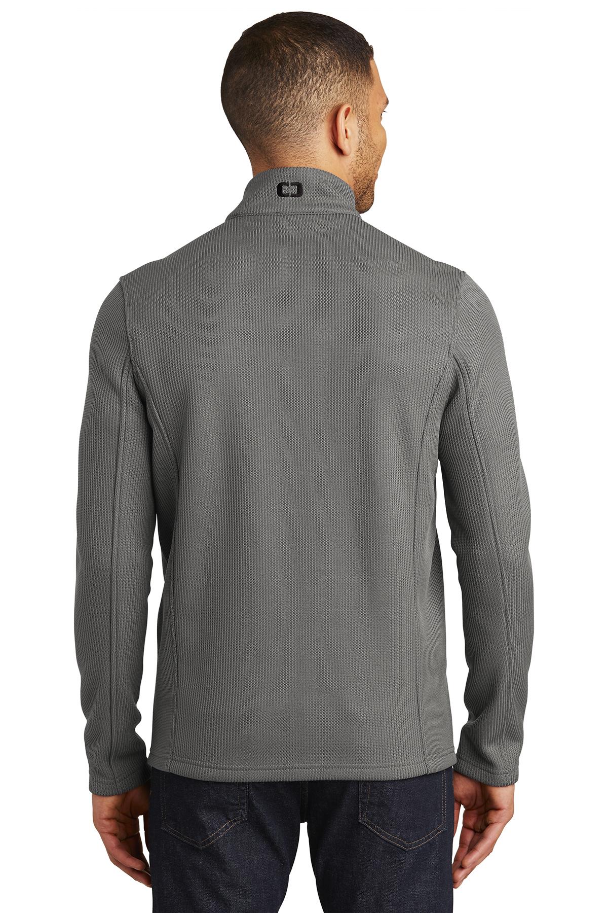 245e4c011 OGIO ® Grit Fleece Jacket   Fleece   Sweatshirts/Fleece   SanMar