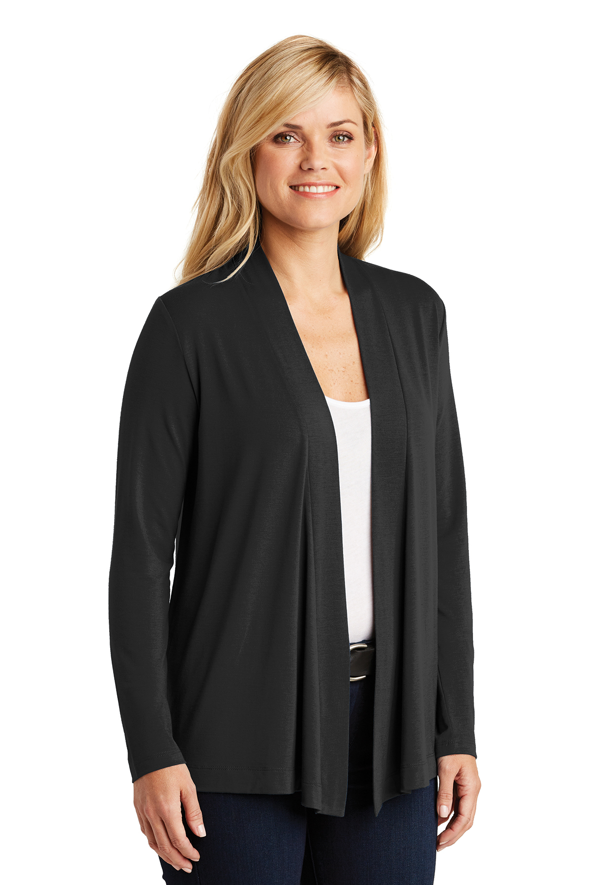 d32e98d55 ... Port Authority® Ladies Concept Knit Cardigan. A maximum of 8 logos have  been uploaded. Please remove a logo from My Logos to continue