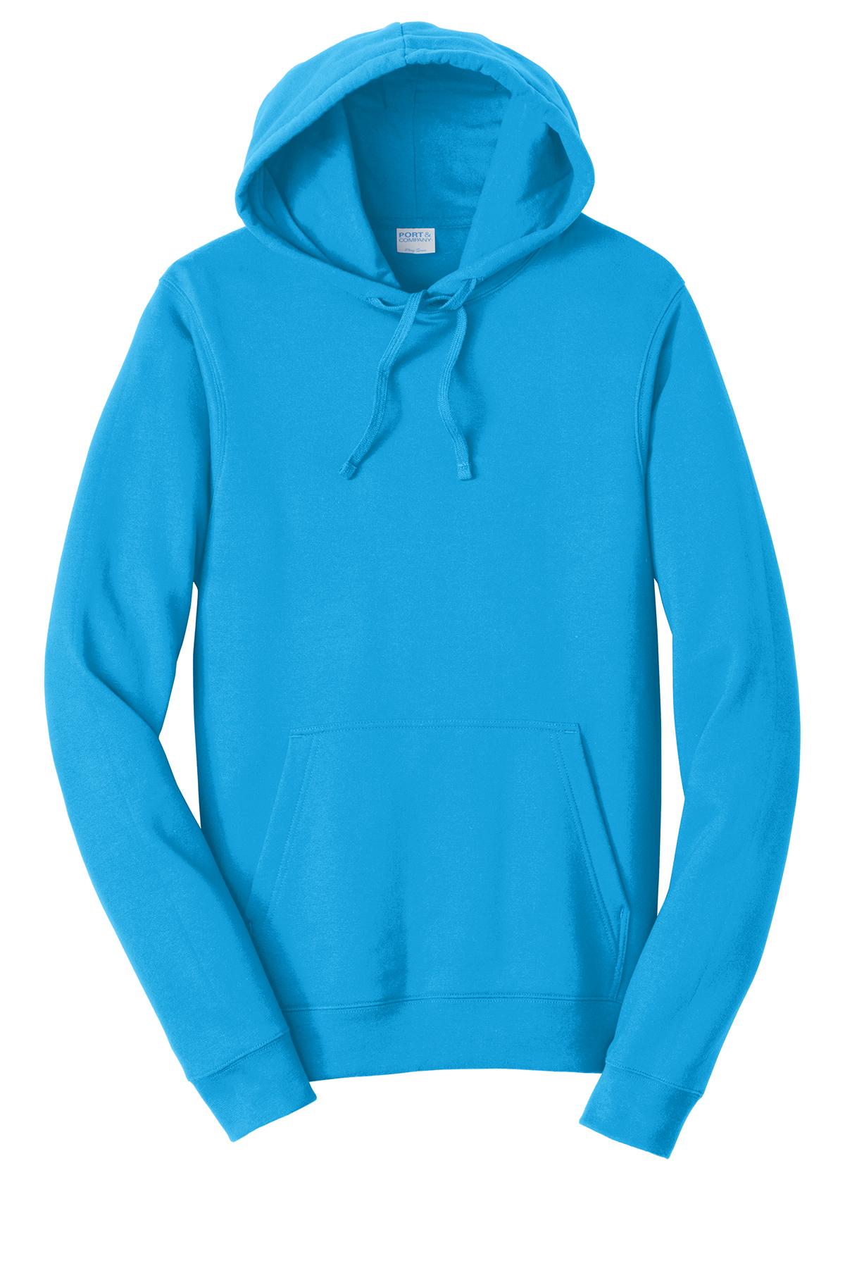 Port Amp Company 174 Fan Favorite Fleece Pullover Hooded