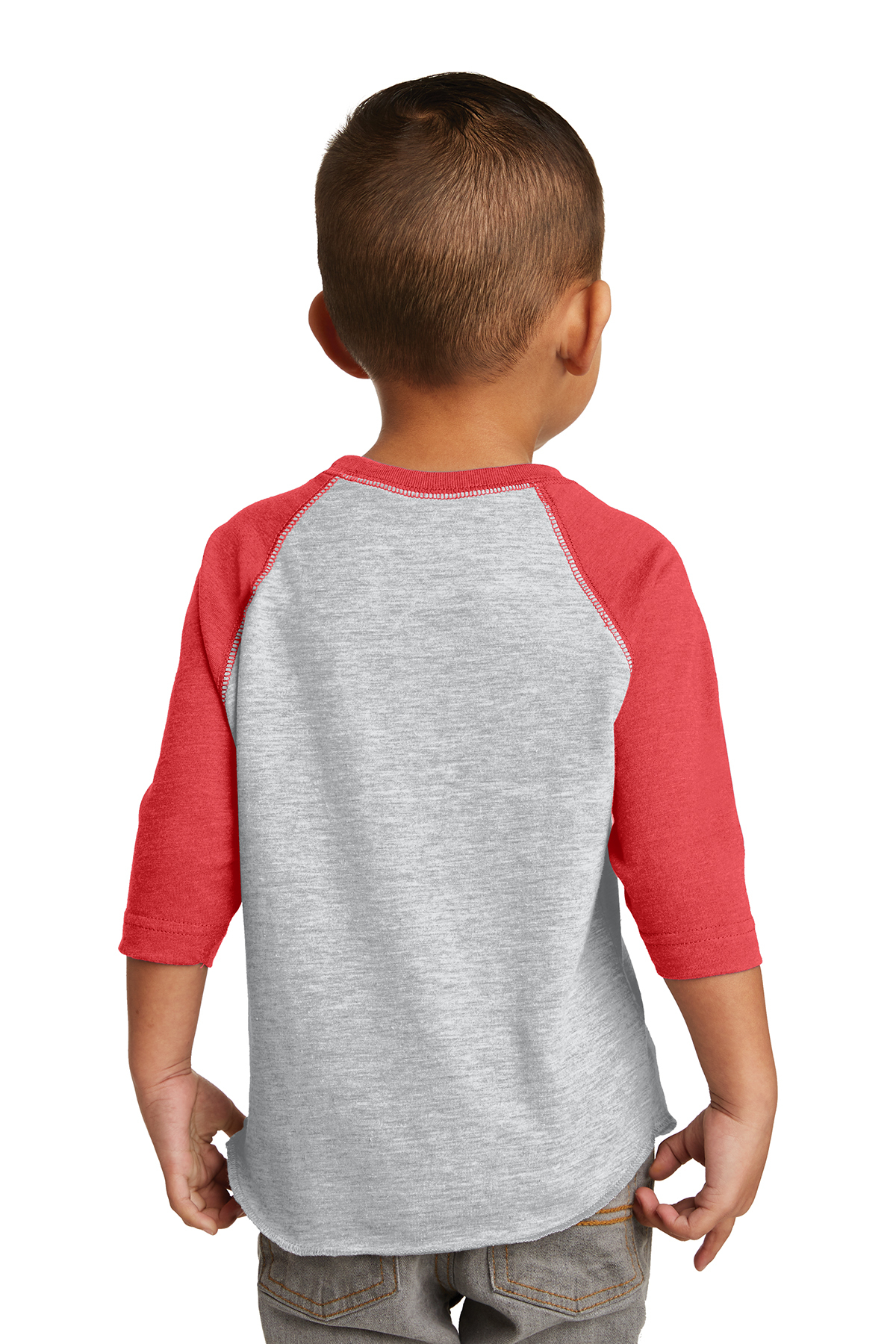 5a703baed Rabbit Skins™ Toddler Baseball Fine Jersey Tee   Infant & Toddler ...