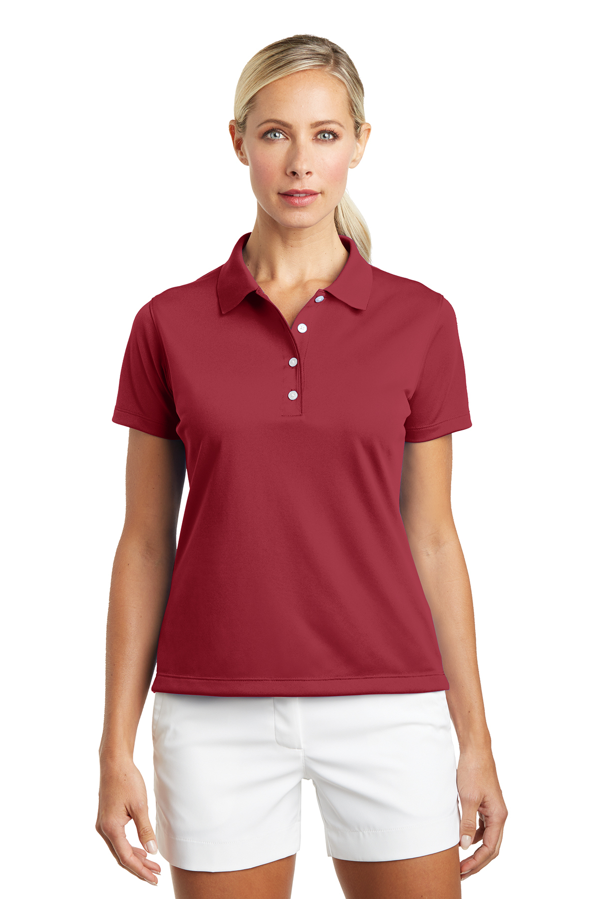8c8876d6 Nike Ladies Tech Basic Dri-FIT Polo | Ladies/Women | Polos/Knits ...