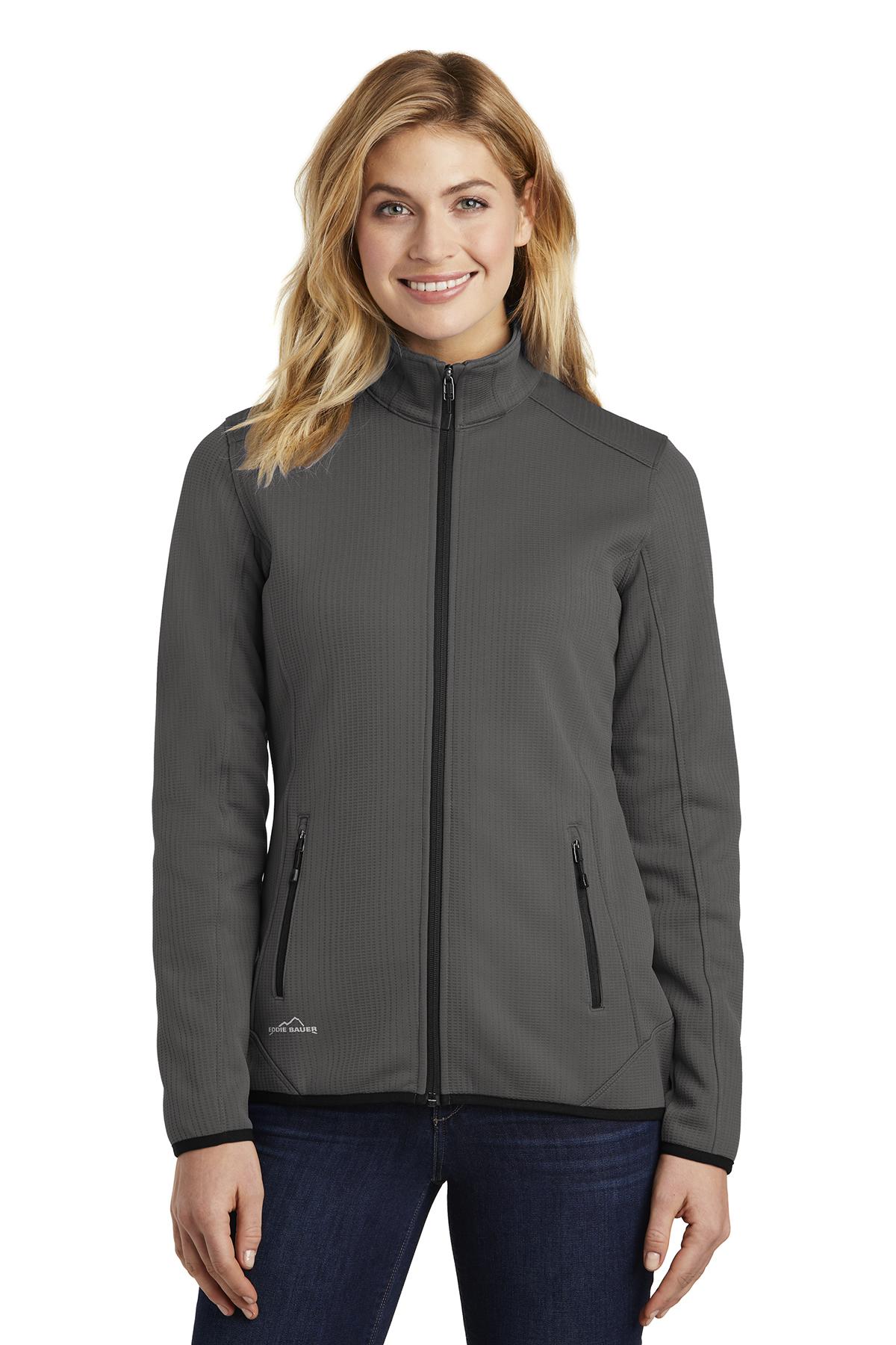 8757f0853e4 Eddie Bauer ® Ladies Dash Full-Zip Fleece Jacket