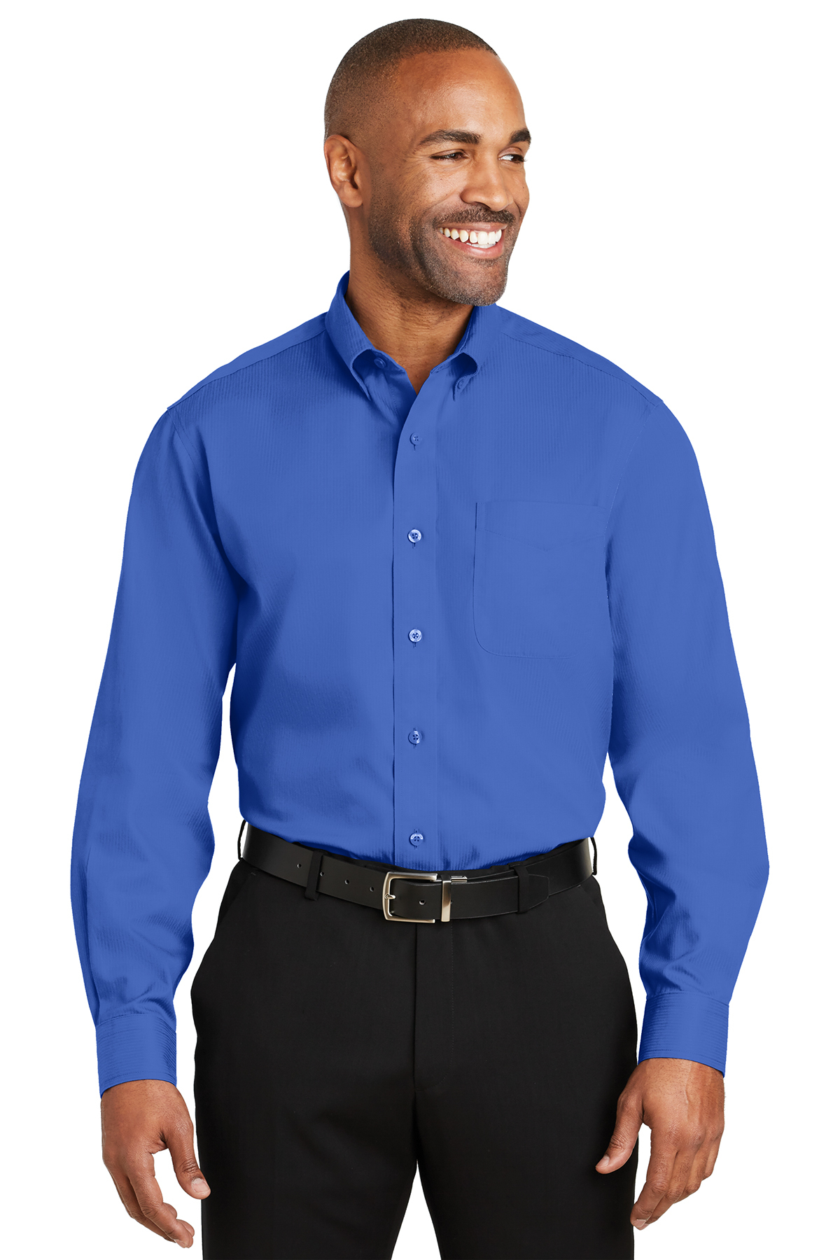 eb501285f49 Red House® - Dobby Non-Iron Button-Down Shirt | Cotton | Woven ...