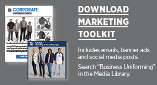 Business Uniforming Media Library