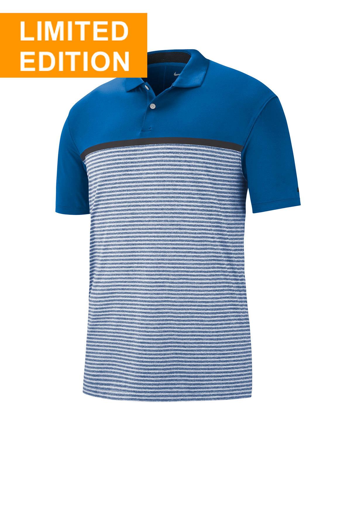 Nike Tiger Woods Vapor Stripe Polo | Polos/Knits | SanMar