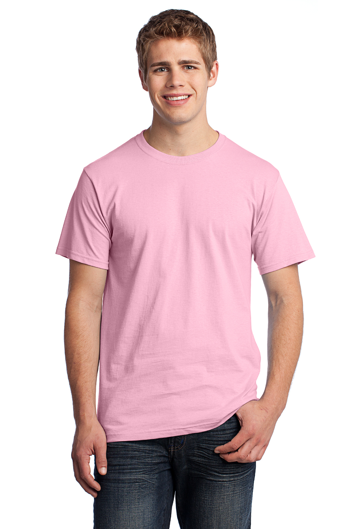 60397dc7 Fruit of the Loom® HD Cotton™ 100% Cotton T-Shirt   5-5.6 100 ...
