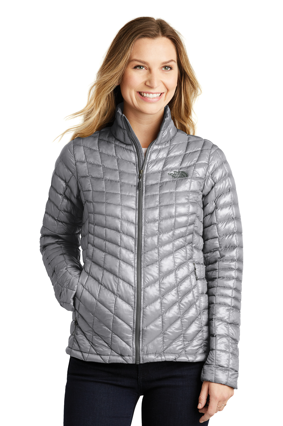 513622abcdb9 The North Face® Ladies ThermoBall™ Trekker Jacket