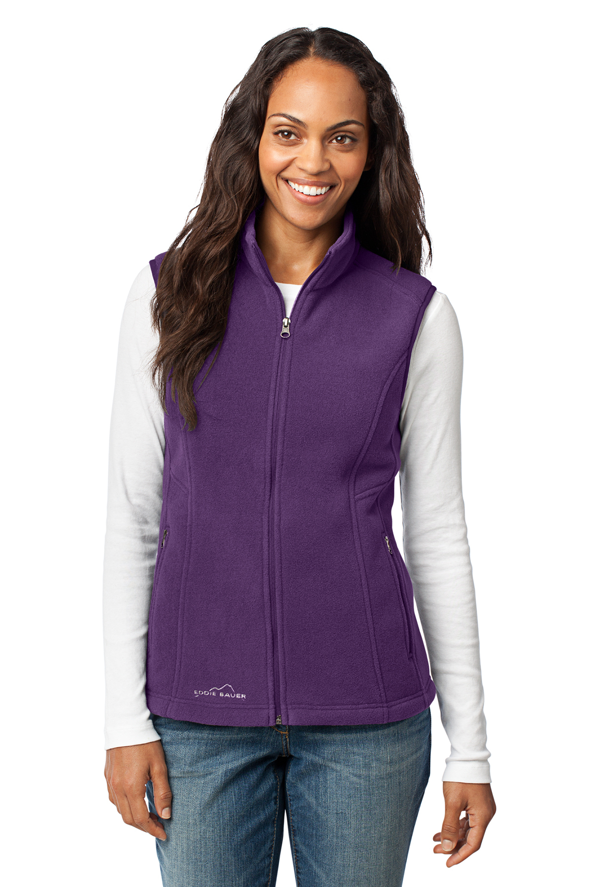 best service 09a1b 6f636 Eddie Bauer® - Ladies Fleece Vest