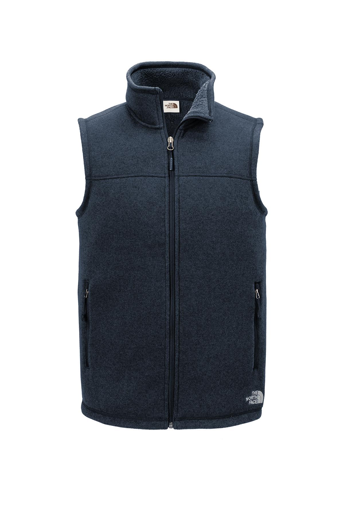 f6e387fc8 The North Face ® Sweater Fleece Vest | Vests | Outerwear | SanMar