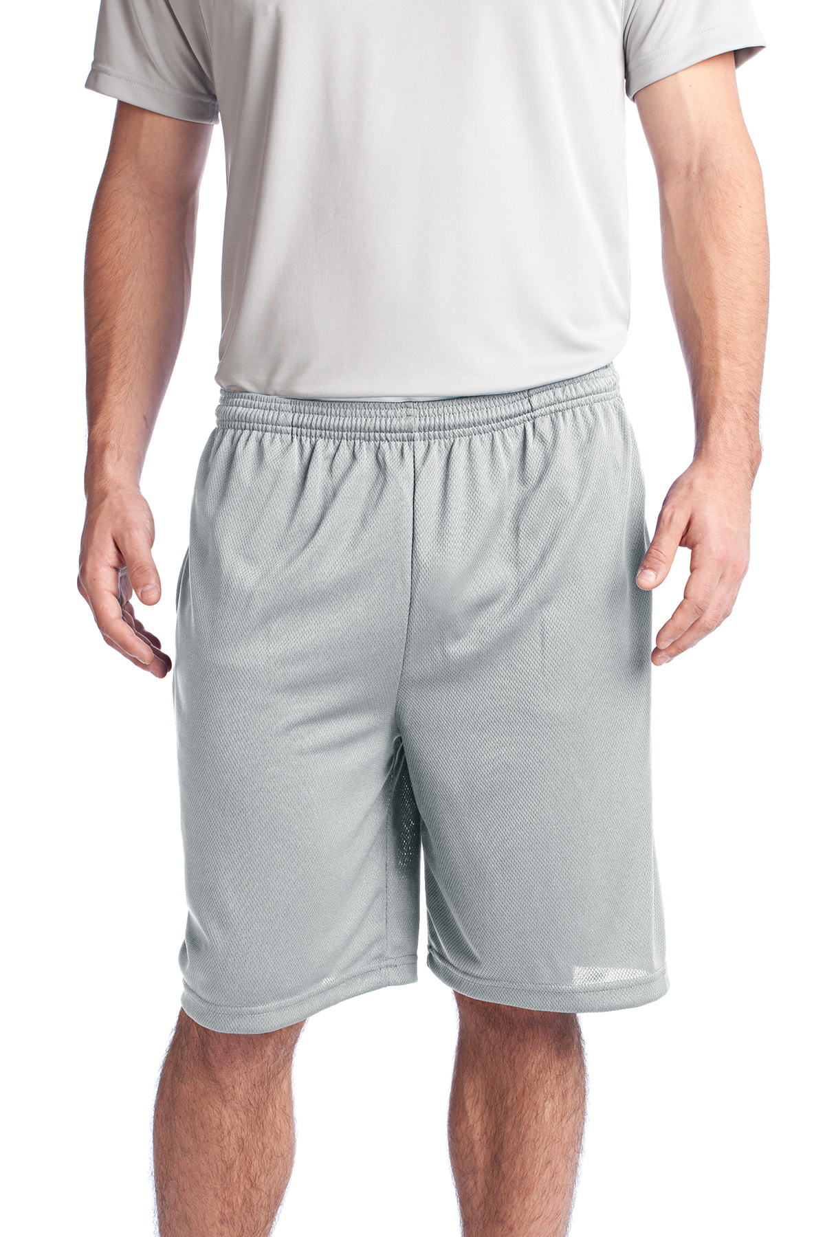 Sport Tek Posicharge Tough Mesh Pocket Short Pants Shorts Activewear Sanmar Find great deals on ebay for mens sports shorts zip pockets. sanmar